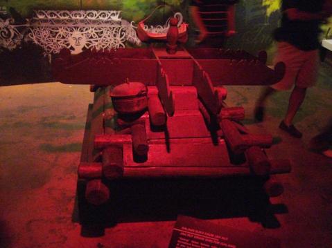 39 galang suku kaum jah hut - kelompok senoi